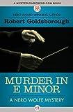 Murder in E Minor (The Nero Wolfe Mysteries)