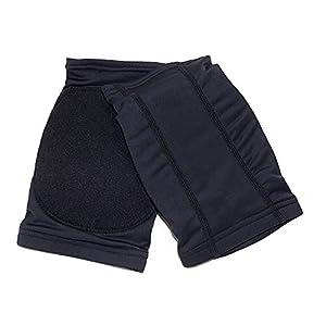 DANCEYOU Dance Knee Pads, 1 Pair of Thicken Sponge Kneepads Brace for Pole Dance, Gymnastics, Yoga, Cheer, Joint Pain