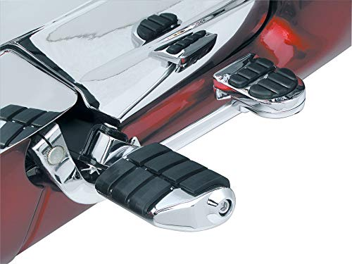 2000 Honda Silver Wing - Kuryakyn 4025 Motorcycle Foot Control: ISO Brake Pedal Pad for 1998-2005 Honda Gold Wing & Valkyrie Motorcycles, Chrome
