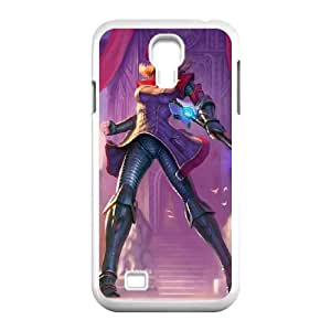 Samsung Galaxy S4 9500 Cell Phone Case White League of Legends Imperial Lux LK1577964