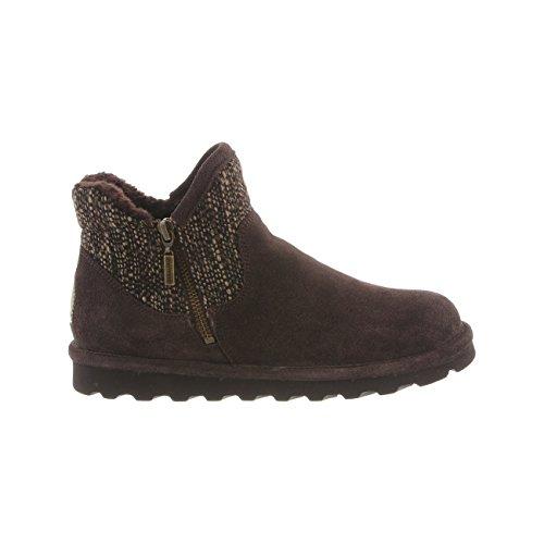 Bearpaw Kvinners Josie Boot Sjokolade Ii ...