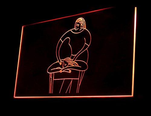 Massage Spa Thai Shop Led Light Sign by Goalouad