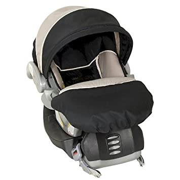 BABY TREND Infant Car Seat W Base Baby Boot