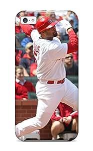 Caitlin J. Ritchie's Shop Best st_ louis cardinals MLB Sports & Colleges best iPhone 5c cases 2928539K551275659