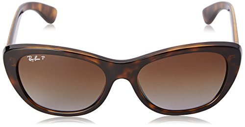 45a9bdb5771 Amazon.com  Ray-Ban Women s Injected Woman Sunglass Polarized Square ...