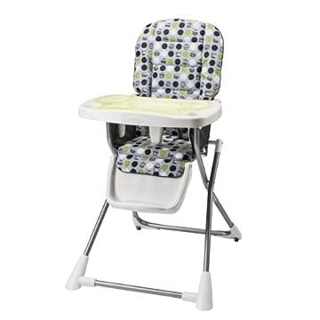 Evenflo Compact Fold High Chair, Lima