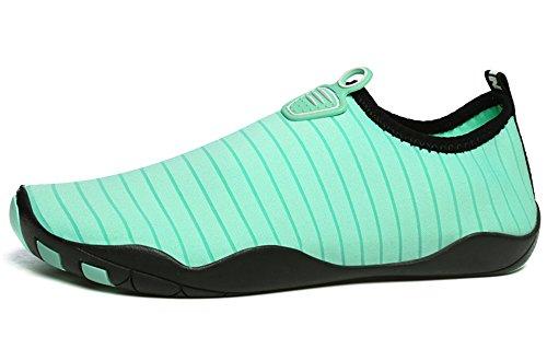 Vert De Gaatpot Antidérapant Plage Femme Homme Chaussures Bain Plongée Aquatique Respirant Été Sport Chausson Surf Pour Nager qxa1Fx4wI