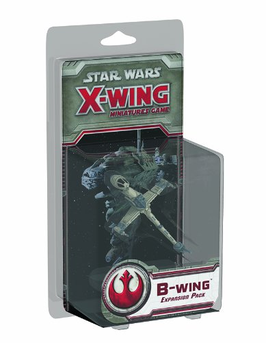 Star Wars X-Wing: B-Wing Expansion Pack (Fantasy Flight Games X Wing)