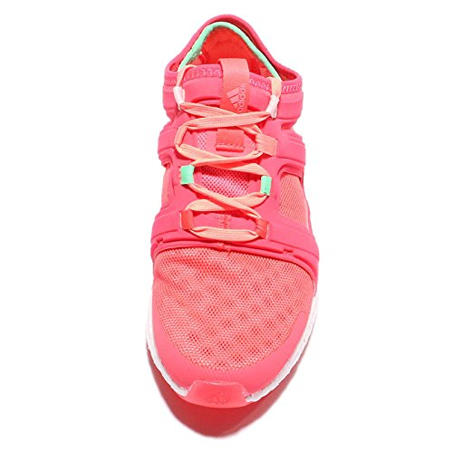 new styles adidas Originals Women's Cc Rocket w Running Shoe Pink/Orange/White 2015 sale online CCSrDNL1