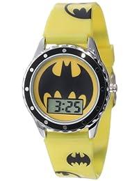 Batman Kids 'bat4071Batman reloj con impreso correa de silicona