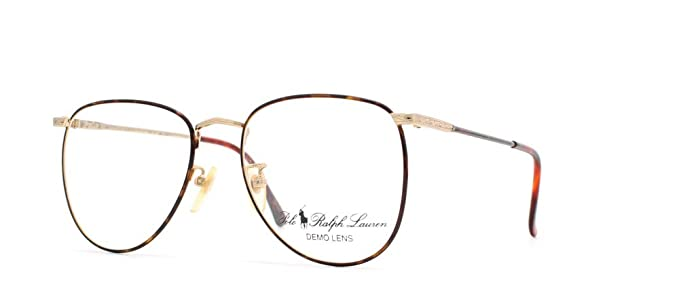 Amazon.com: Ralph Lauren Classic V YG 079 Brown Authentic Men ...