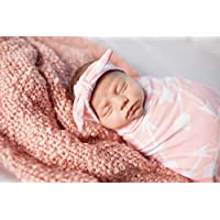 Arrow Newborn Swaddle Set