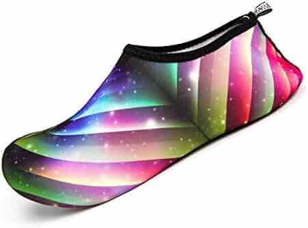 df92aa96f49 Faionny Men Shoes Women Single Shoes Non-Slip Water Socks Yoga Shoes Swim  Beach Shoes
