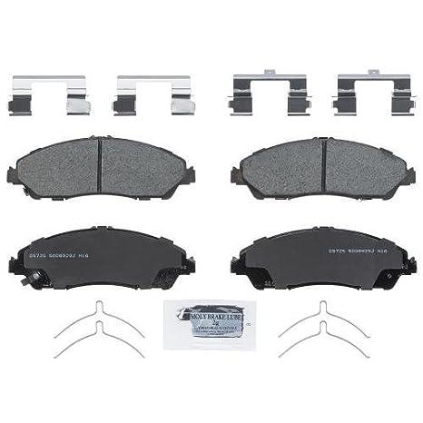 Disc Brake Pad Set-QuickStop Disc Brake Pad Rear Wagner ZD1734