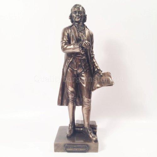 Sale - President Thomas Jefferson Statue Sculpture Figurine - Founding Father