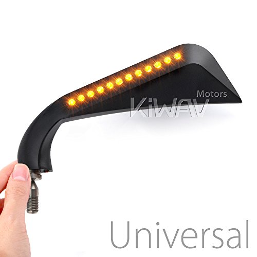 Led Motorcycle Mirror Turn Signals - 9