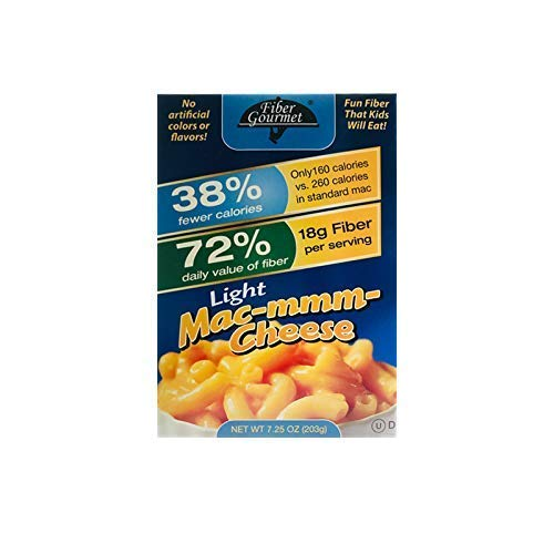 diet mac and cheese - 1