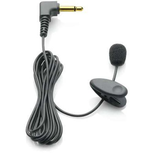 Philips Genuine Lapel/Tie Clip Microphone 9173 for Digital Voice Recorders/Tracers ()