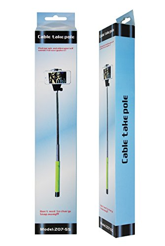 Generic Wired Selfie Stick 48 Per Case (Assorted)