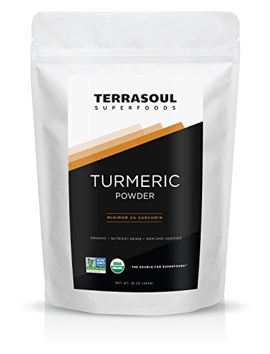 Terrasoul Superfoods Organic Turmeric Curcumin product image