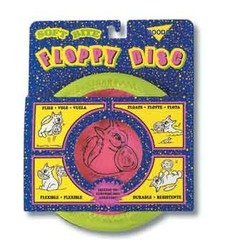 Booda Products Soft Bites (Soft Bite Floppy Disc For Dog Toy by BOODA Pet)