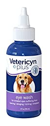 Vetericyn Plus Canine Eye Wash 4oz