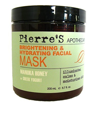 Pierres Apothecary Brightening & Hydrating Facial Mask 6.7 Oz. eos Medicated Cooling Chamomile Pain Relieving Lip Balm