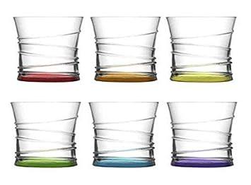 Gurallar Artcraft Ring Rng349 Coral Whiskey Wasserglas Trinkglas