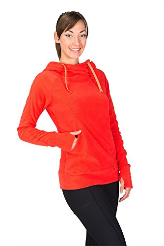 Westcomb Glow Hoody - Women's Love Red Large