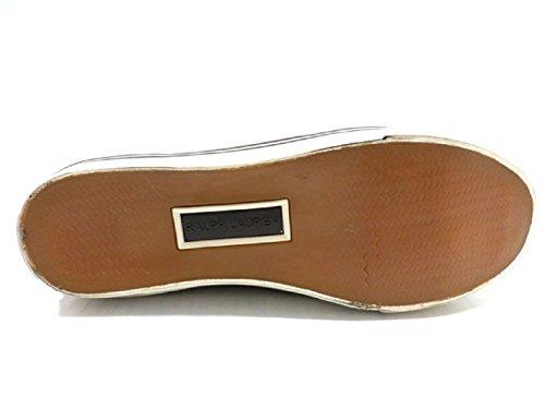 Zapatos Hombre POLO RALPH LAUREN 40 EU Sneakers Gamuza Verde KY848