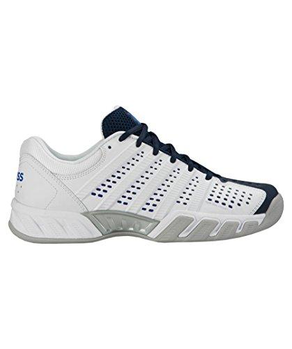 2 Carpet Chaussures dunkelblau Clair K 5 Grand de weiß Hommes Swiss tennis Shot IBUgY