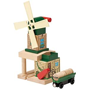 Thomas And Friends Wooden Railway- Toby's Windmill