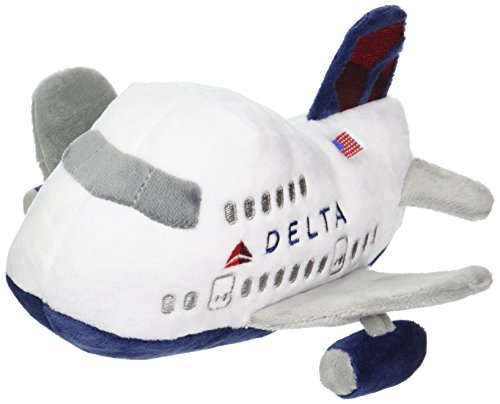 - Delta Plush Toy w Sound
