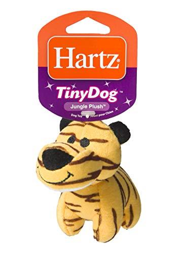 Hartz Tiny Dog Jungle Plush Toy