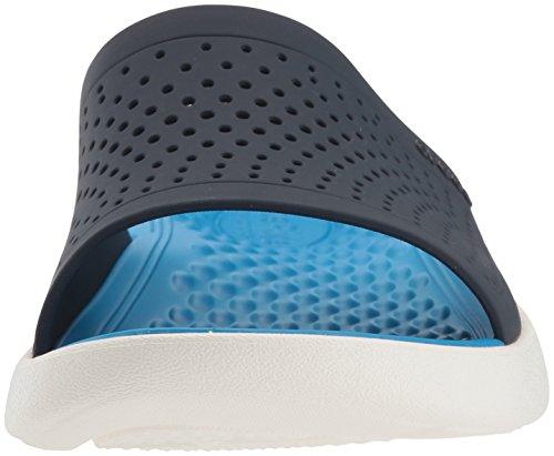Crocs Slide Chaussures Navy Literide 462 Sport Adulte De homme Femme Ou 205183 q5qr78B