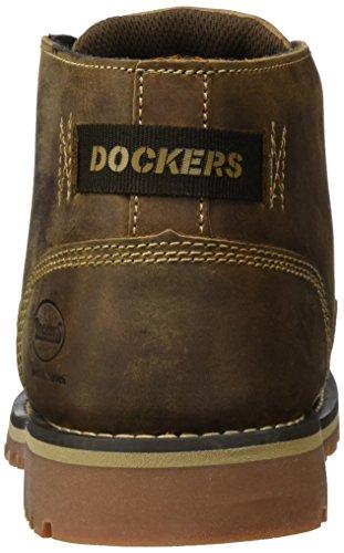 Dockers by Gerli Herren 39wi002-401 Combat Boots Beige (Desert 460)