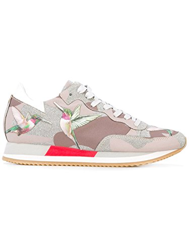Multicolor Pelle TBLDBG03 Model Donna Sneakers Philippe 1zqnfaWXa