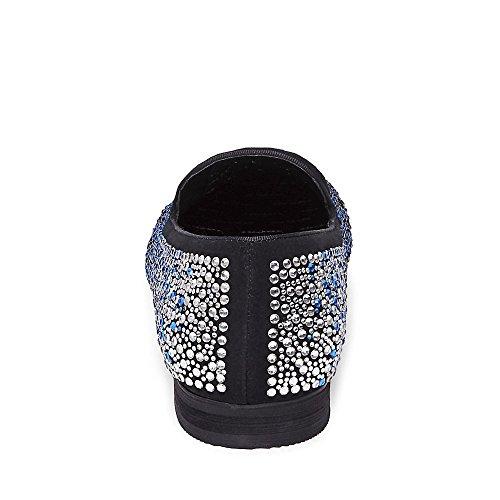 Steve Madden Men's Climax 410 Black Silver under $60 sale online buy cheap browse sale exclusive newest 0wW4yWnr