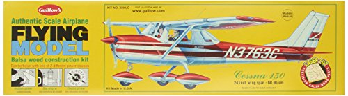Guillow's Cessna 150 Laser Cut Model (Guillows Sopwith Camel)