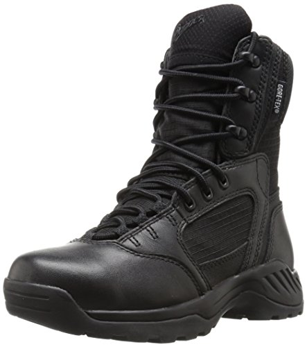 "Danner Men's Kinetic 8"" Gtx Military and Tactical Boot, Blac"