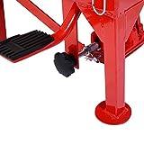 Goplus 300lb Motorcycle Lift Table Hydraulic