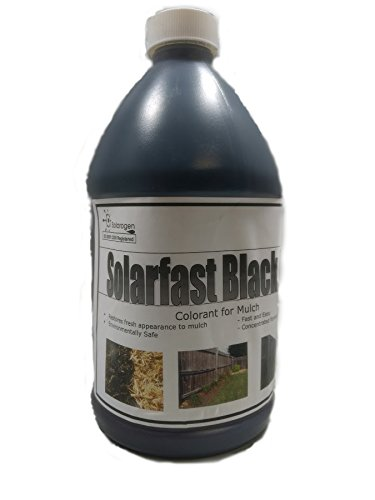 Solarfast Black Mulch Paint-5,000 Sq.ft by Solarfast