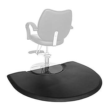 Mefeir 3u0027 X 4u0027   1 Inch Thick Salon Anti Fatigue Mat For Hair