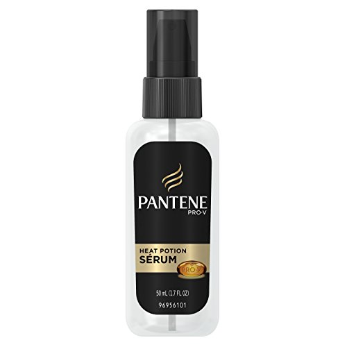 Pantene Pro-V Heat Potion Hair Serum, 1.7 Fl (Polishing Hair Serum)
