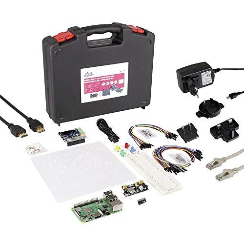 MAKERFACTORY Experiment Set Raspberry Pi 3 B+ 1 GB 4 x 1.4 GHz Incl. sensoren, Incl. netvoeding, Incl. Noobs OS, Incl.