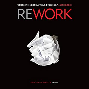 Image result for rework audiobook