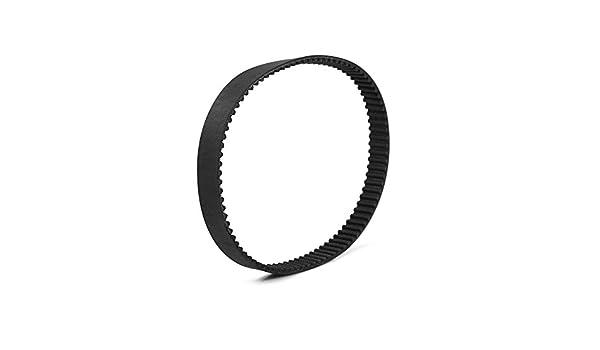 1pc 90T Cinturón de Goma Sincronizada Correa de Distribución 5mm de Pada Cinturón Síncrono 15mm Ancho 450mm Longitud: Amazon.es: Industria, ...