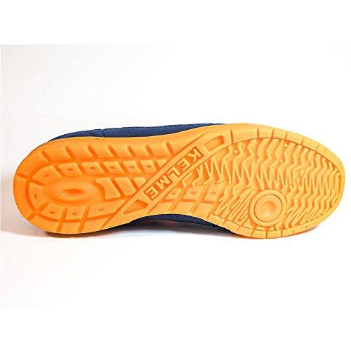 Kelme Unisex Adults' Trueno Sala Football Boots, Blue Navy