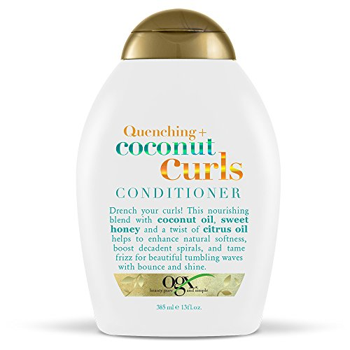 OGX Quenching + Coconut Curls Conditioner, 13...