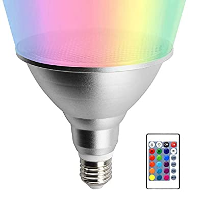 Lustaled RGB PAR38 Waterpoof LED Light Bulb
